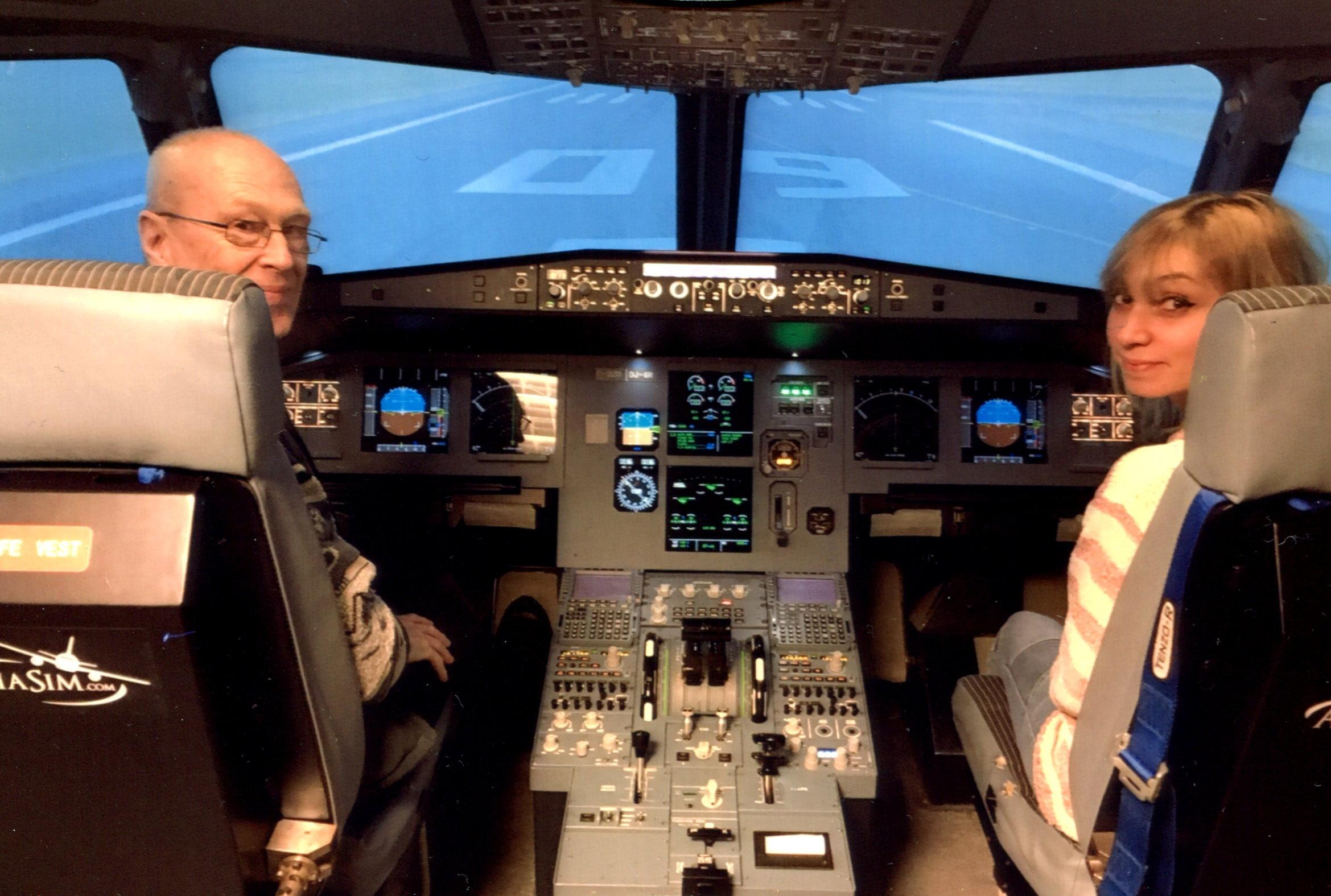 A320 prise de commande